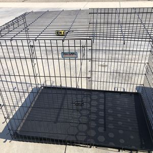 """Dog Cage Never Used 54""""/33""""/42"""" Black for Sale in Meridian, ID"""