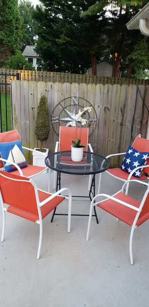 Patio set for Sale in Mooresville, NC