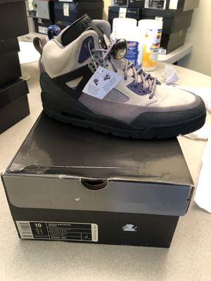 Jordan Spizike Winterized Boot size 10 brand new for Sale in Washington, DC