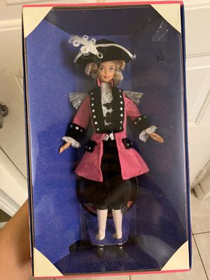 Barbie Doll Bundle! George Washington, University of Miami Cheerleader, Shoppin Fun, Becky Friend of Barbie, Travelin Sisters for Sale in Lake Worth, FL