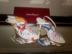 Salvatore Ferragamo high heels. make an offer for Sale in Austin, TX