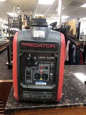 Predator generator for Sale in Portland, OR