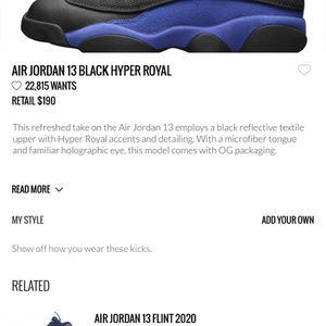 Jordan 13! Preorder Now ! 300$! for Sale in Arlington, VA