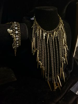 Necklace and bracelet set for Sale in Aurora, CO