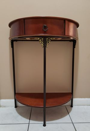 Half Moon Console Table for Sale in Fort Lauderdale, FL