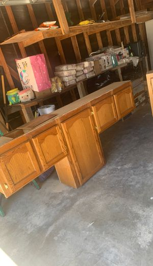 Top kitchen cabinets for Sale in Ceres, CA