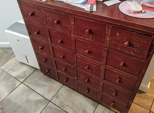 Faux Chinese medicine cabinet for Sale in Washington, DC