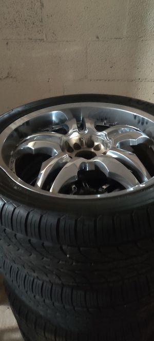 22 in rims for Sale in Decatur, GA