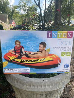 Intex boat Explorer for Sale in Norcross, GA