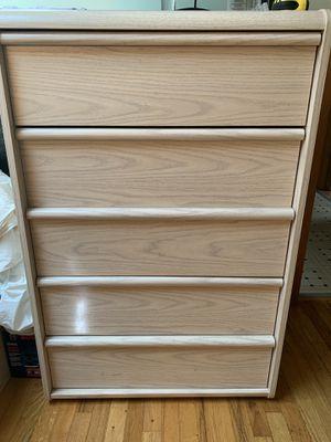 Kids furniture set - twin bed, desk, night table, dresser for Sale in Fairfield, NJ