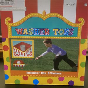 WASHER TOSS GAME for Sale in Hondo, TX