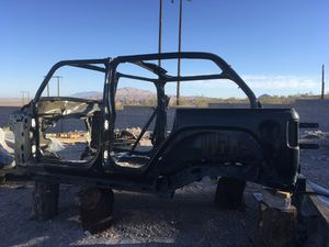 2018 JL Jeep Wrangler Shell Salvage Parts for Sale in Henderson, NV