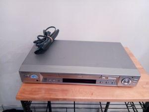 Sony PROGRESSIVE VIDEO OUTPUT 12bit 54MHZ VIDEO D/A CONVERTER CD/DVD PLAYER DVP-NS700P DVD/CD/VIDEO CD for Sale in Warren, MI