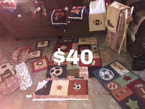 Crib bedding for Sale in Terrell, TX