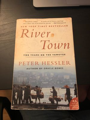 River Town by Peter Hessler for Sale in Los Angeles, CA