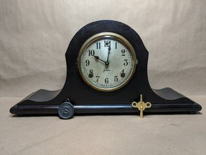 ANTIQUE SESSIONS MANTEL CLOCK GONG for Sale in Grafton, OH