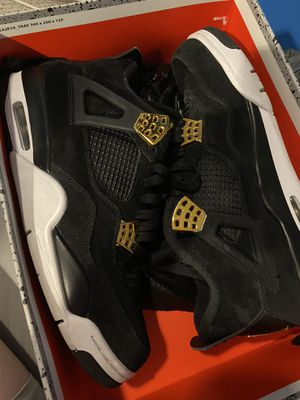 "Air jordan 4 ""Royalty"" Size 11 9.5/10 condition for Sale in Dracut, MA"