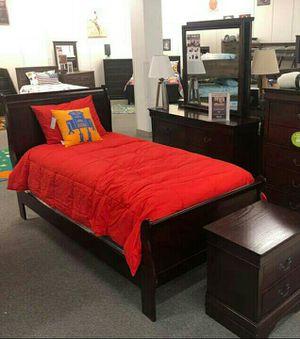 Twin size bedroom set for Sale in Las Vegas, NV