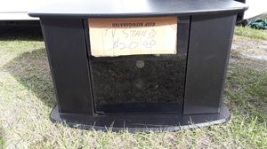 Black Entertainment Stand for Sale in Tampa, FL