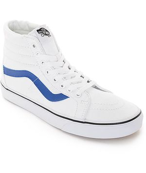 Vans skate highs size 7 in men's 8.5 women's for Sale in Tallahassee, FL