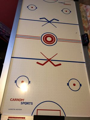Carrom Air Hockey table for Sale in Toms River, NJ