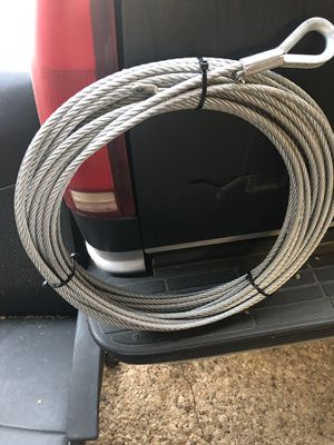 Winch cable for Sale in DeSoto, TX