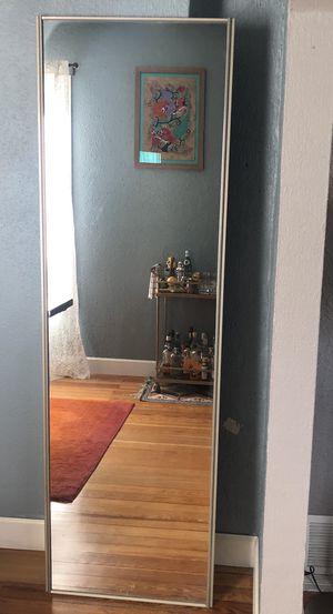 Large floor length mirror . for Sale in Denver, CO