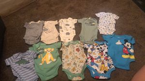 Boy baby clothes new born for Sale in Woodbridge, VA