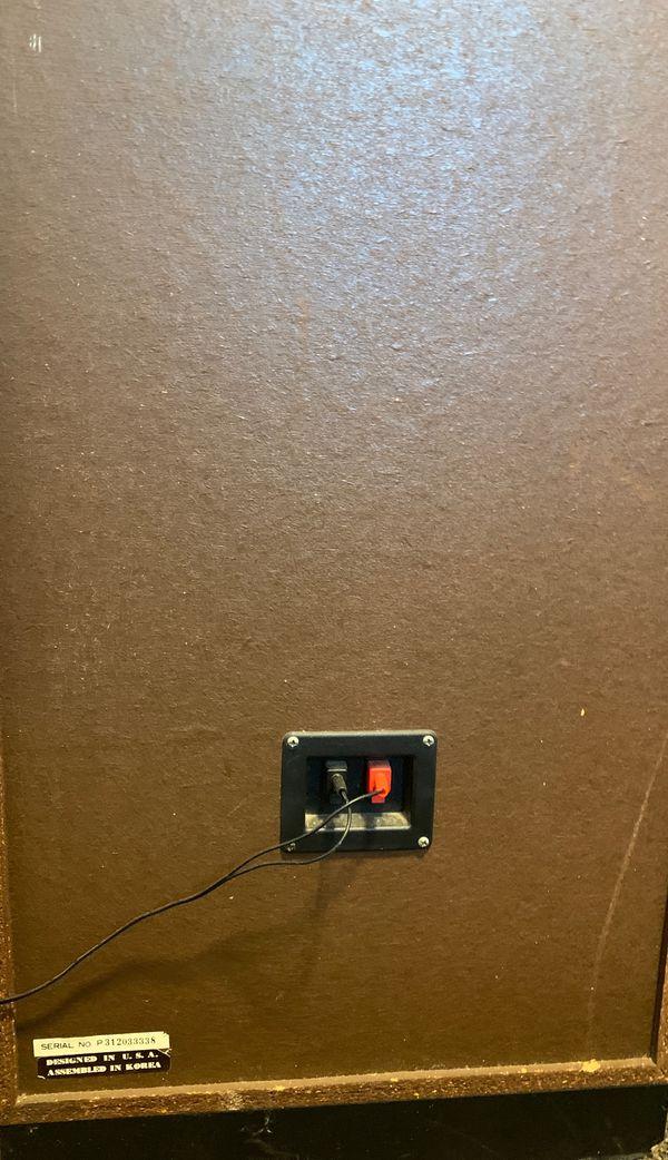 Marantz speakers