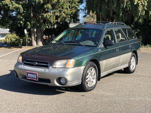 2001 Subaru Outback for Sale in Lakewood, WA