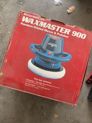 Wax Master 900 for Sale in Albuquerque, NM