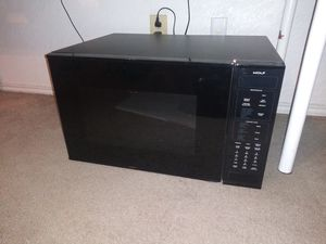 Wolf microwave & conventional oven for Sale in Austin, TX