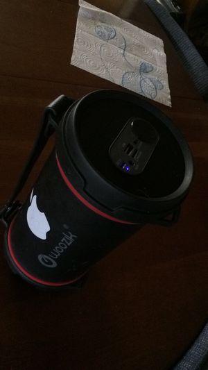 Woozik Bluetooth Speaker for Sale in Greenwood, DE