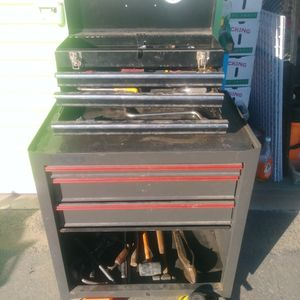 Craftsman Rool Chest And Tools for Sale in Santa Maria, CA