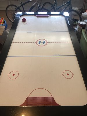 2 in 1 Pool Table + Air Hockey for Sale in Phoenix, AZ