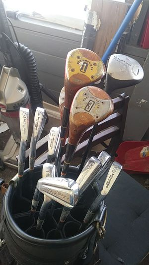 Golf clubs and bag for Sale in Clearwater, FL