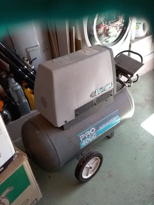 Pro 4000 air compressor for Sale in FL, US