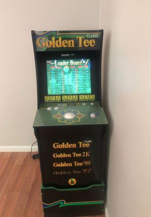 Golden Tee Classic Arcade for Sale in Snohomish, WA