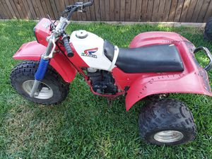 1985 Honda ATC200X for Sale in Garland, TX