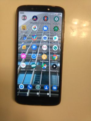 Moto G6 Play (Boost) for Sale in Las Vegas, NV