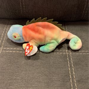1997 Iggy Beanie Baby — VERY RARE for Sale in Lake in the Hills, IL