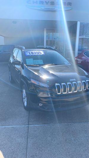 2018 Jeep Cherokee for Sale in Avondale, AZ