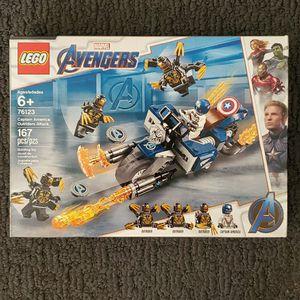 LEGO Marvel Avenger: EndGame - Captain America: Outriders Attack for Sale in Hayward, CA