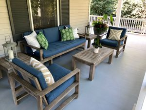 Like new pottery barn outdoor furniture for Sale in Kensington, MD
