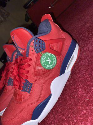 Jordan retro 4 red for Sale in Gonzales, LA