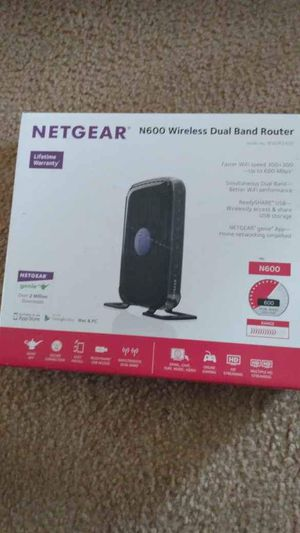 Netgear router NEW for Sale in York, PA