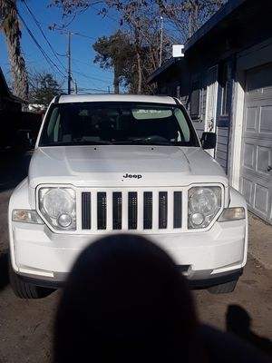 2008 Jeep Liberty Sport for Sale in Merced, CA