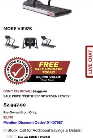 Treadmill for Sale in Millersville, MD