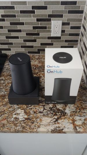 ASUS SRT-AC1900 Onhub Google WiFi Router for Sale in Coral Gables, FL