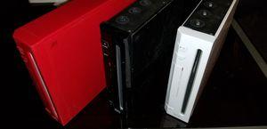 NINTENDO Wii Modded, Jailbroken 10mil retro games for Sale in Bakersfield, CA